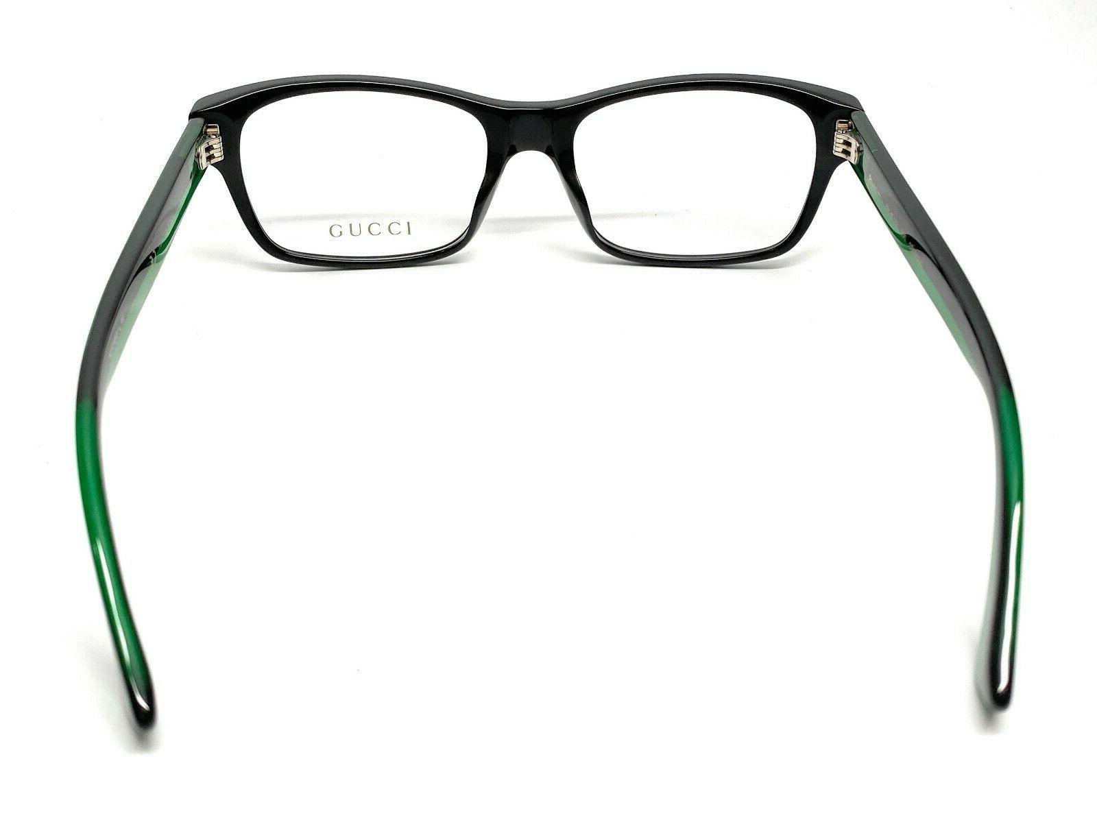 Gucci GG0006O Men's Authentic Eyeglasses 55mm A4