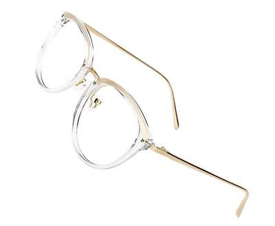 TIJN Glasses|Round Eyewear Eyeglass...