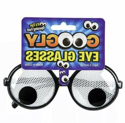 googly eye novelty glasses kids or adults