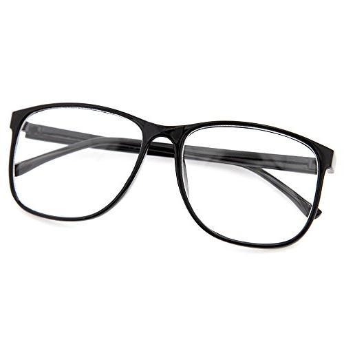 grinderPUNCH Large Nerdy Thin Clear Lens Eye