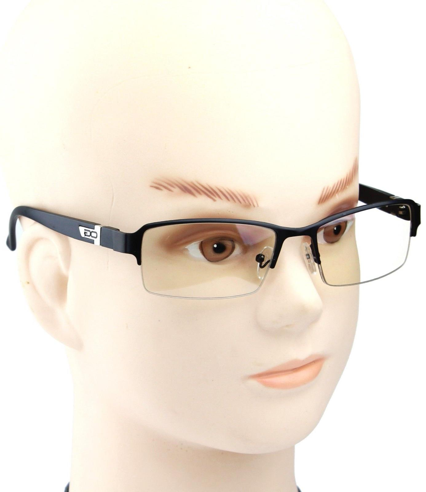 Half Rim Women OG Clear Frame Fashion