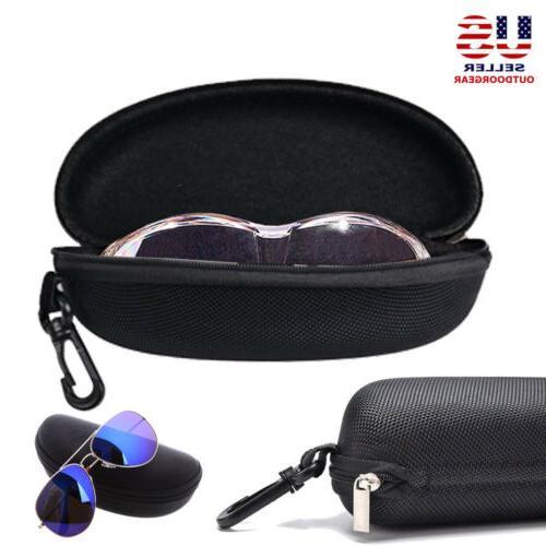 hard sunglasses eye glasses case storage box