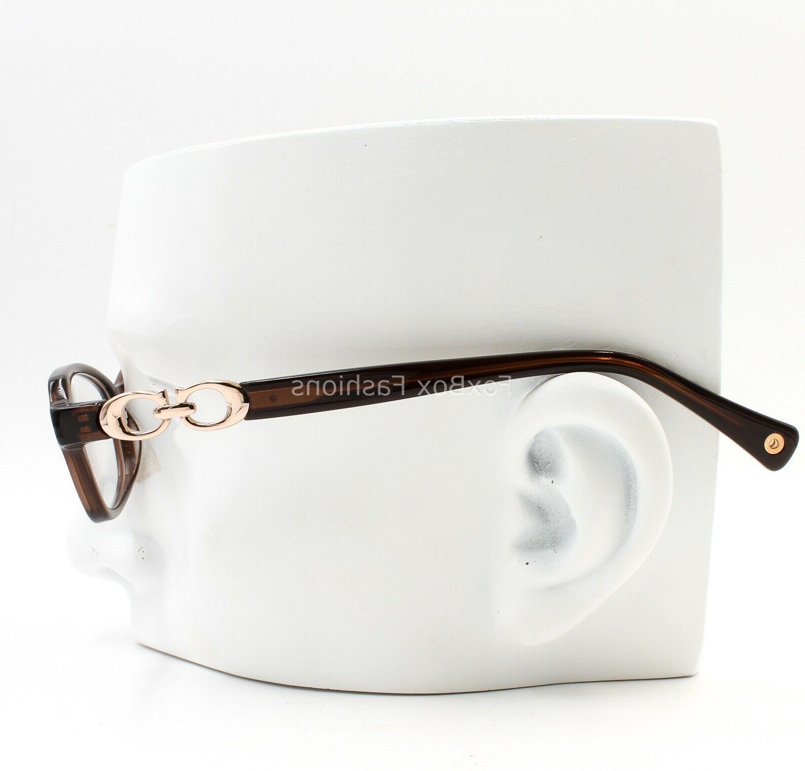 COACH Vanessa Eyeglasses Brown