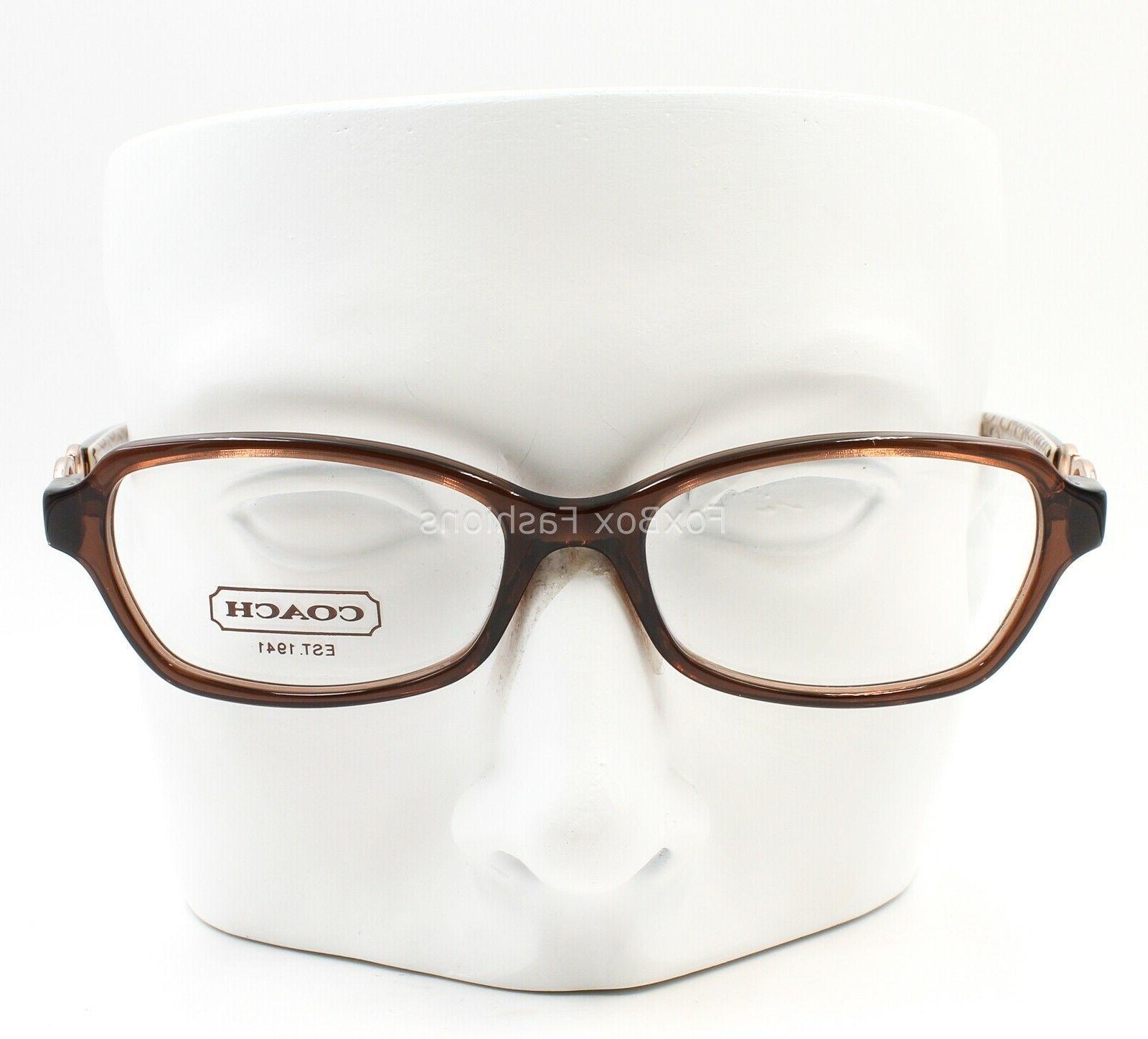 COACH HC 6017 5059 Vanessa Eyeglasses Brown