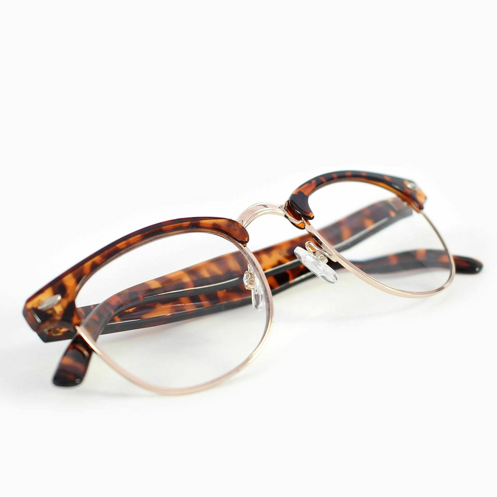 Interview Smart Glasses Vintage Geek Retro Hipster UV 100%