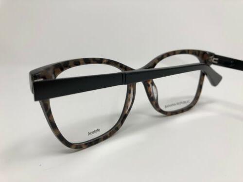 Banana Republic Eyeglass Frames Cat Eye 52/16/140 Gloss