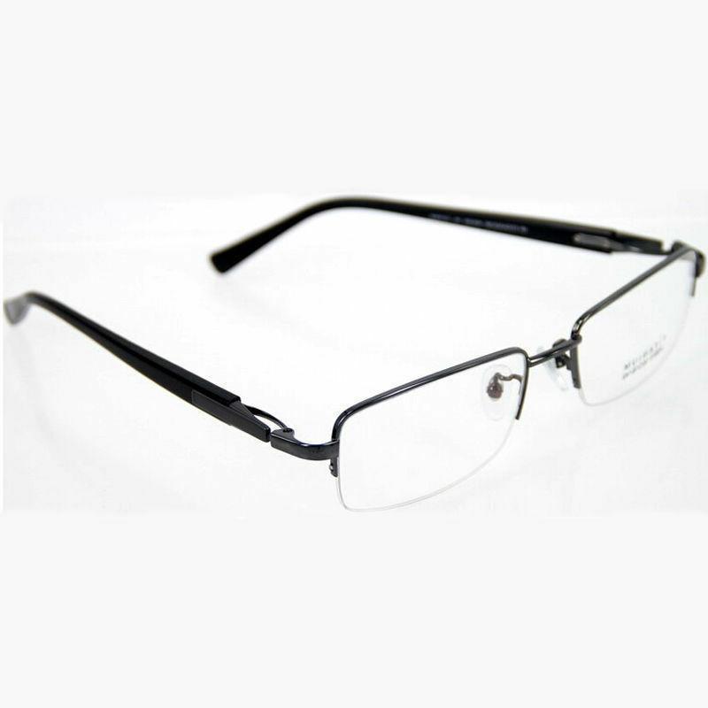 Agstum Luxury Spectacles Men Glasses Optical Eyeglass