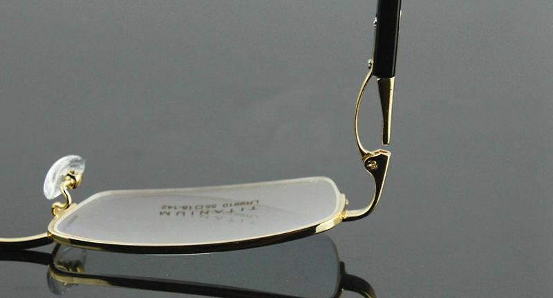 Agstum Luxury Pure Spectacles Men Glasses Eyeglass Frame
