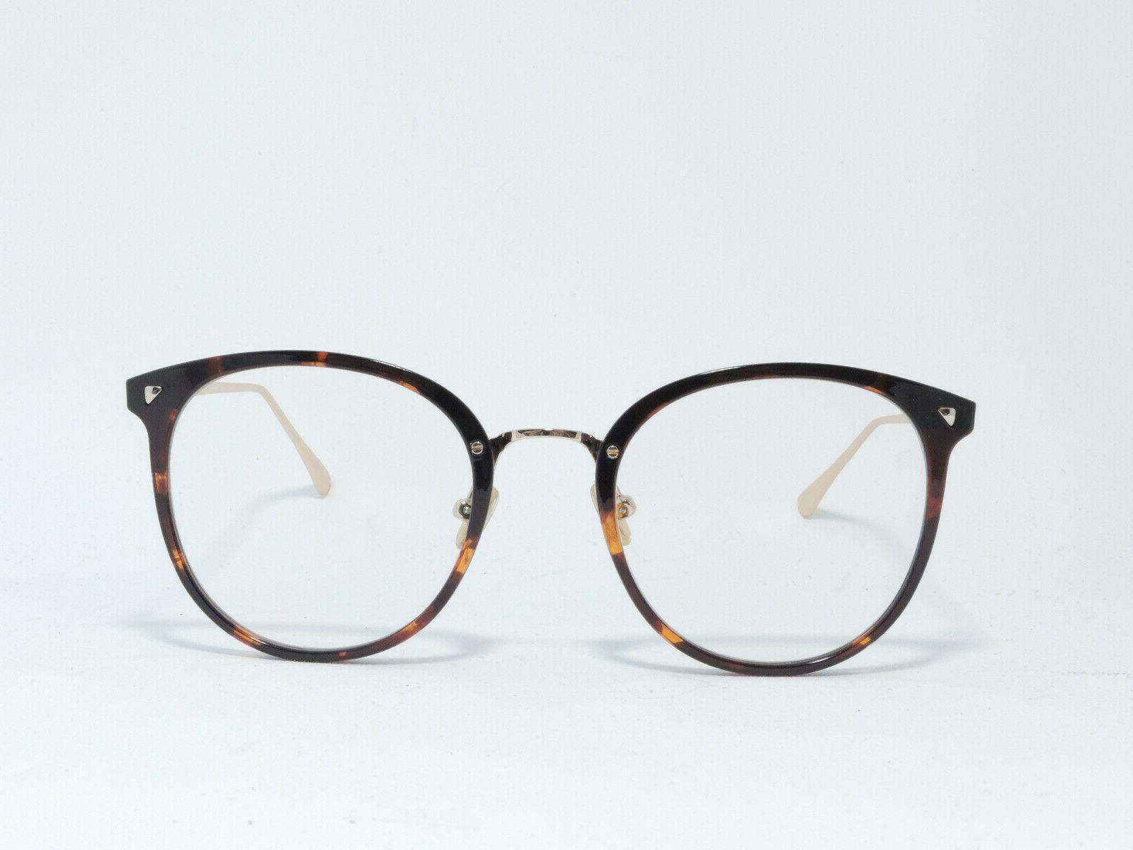 maaike metal tr90 trendy eyeglass frames clear