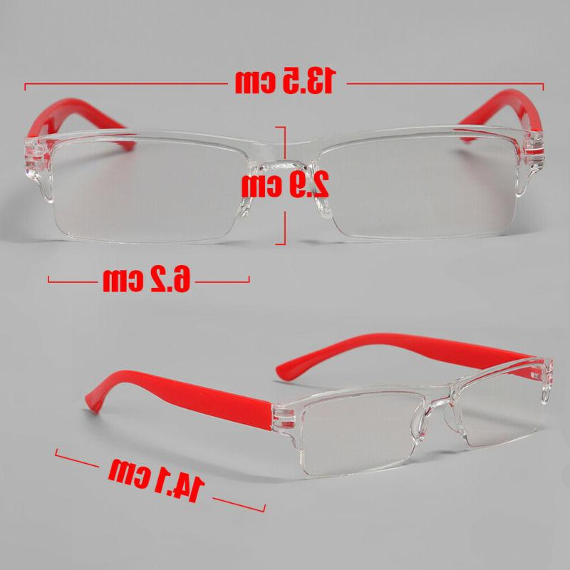 Magnifying wear Care Reading Glasses +1.00~+4.0 Diopter