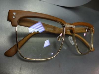 Men Classy Elegant Exotic Clear Lens GLASSES Frame