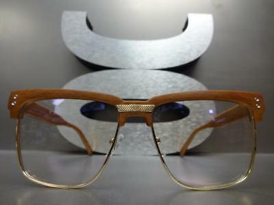 Men Elegant Luxury Exotic Clear GLASSES Frame