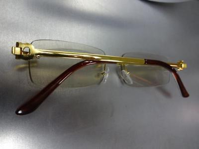 Men Classy Elegant Style Clear GLASSES