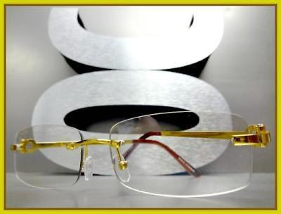 Men Sophisticated Style Lens GLASSES