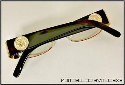 Men Exotic Retro GLASSES Black Fashion Frame