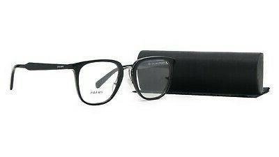 men s black glasses with case vpr