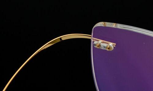 Men's Flexible Eyeglass Frame Eyewear Glasses