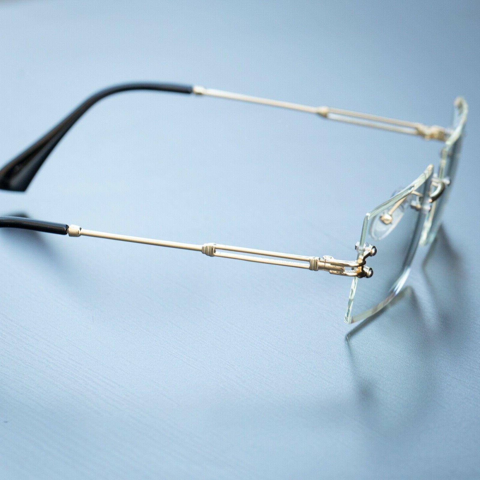 Men's Sophisticated Clear Lens Eye