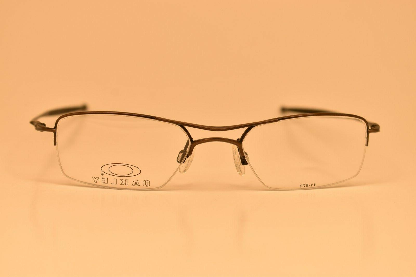 Men's Oakley Rx Prescription Eye Frames Eyeglasses