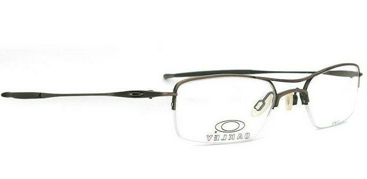 men s gunmetal gray rx prescription eye