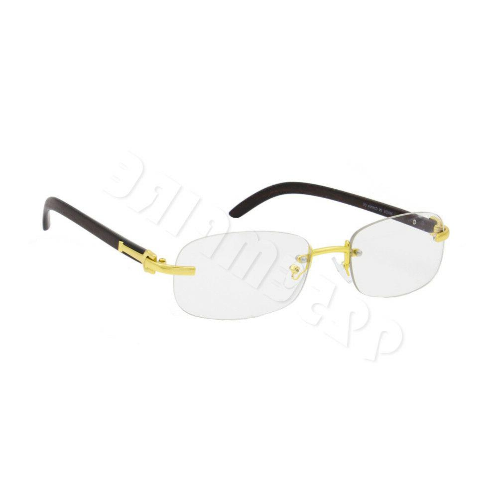 Color Frames Eye Glasses Clear Lens