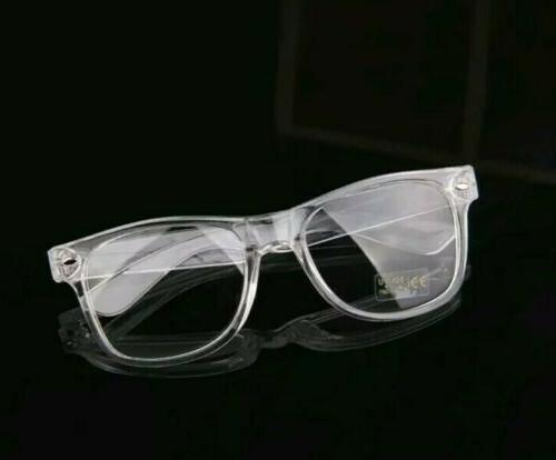 Style GLASSES TRANSPARENT
