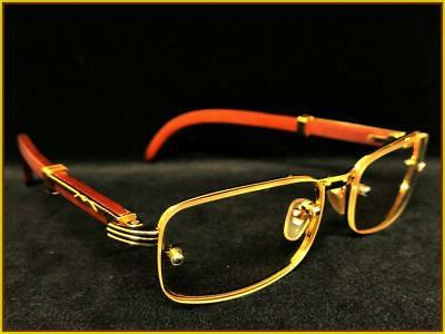 Men Sophisticated Clear Lens EYE GLASSES Frame