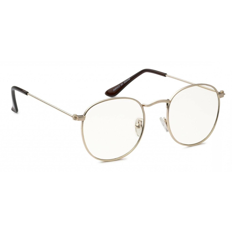 Men Style Lens GLASSES Round