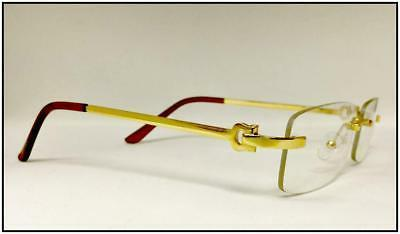 Mens Style Clear GLASSES