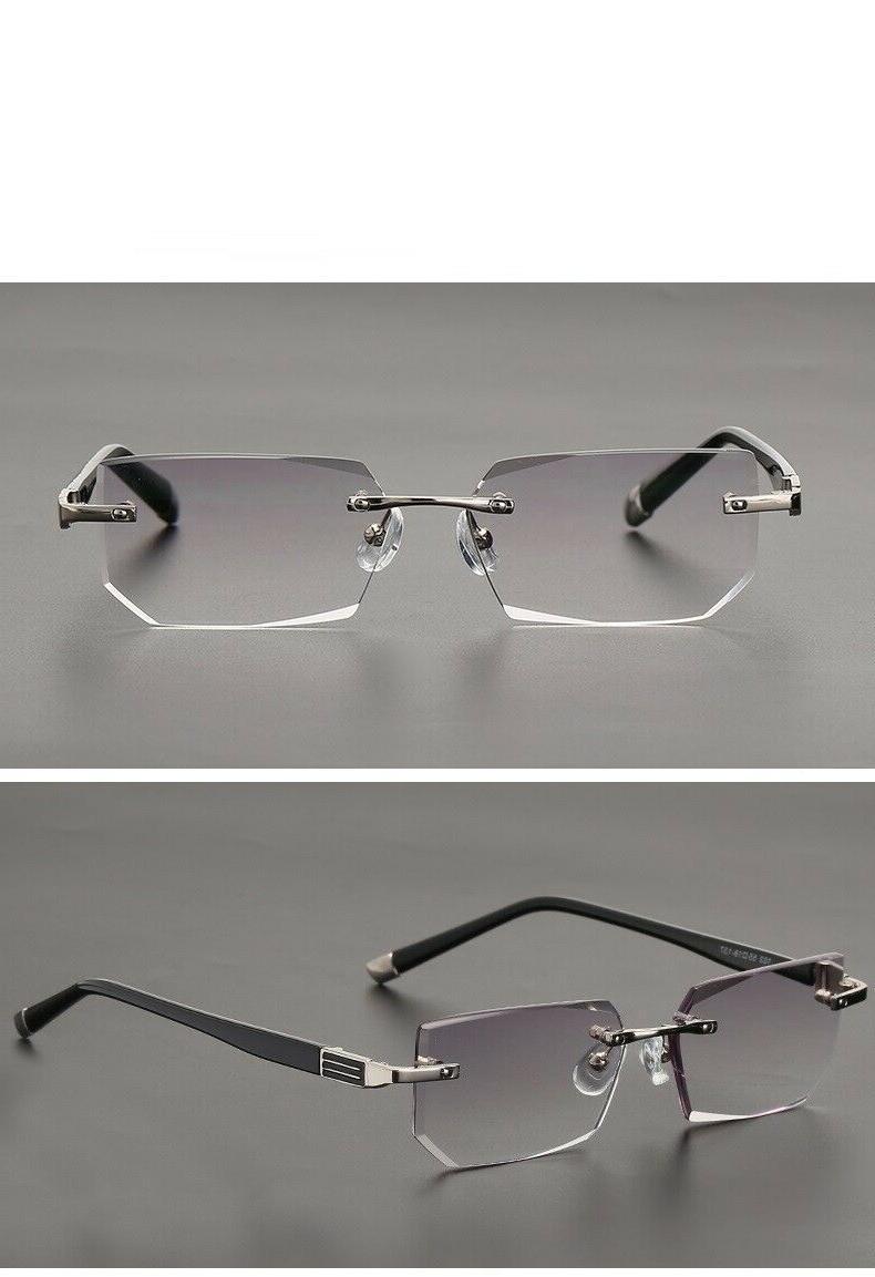 Lens Square Silver