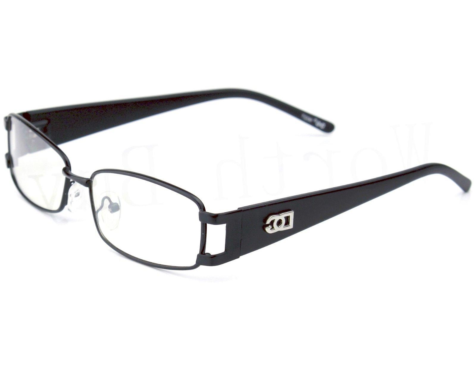 Mens Lens Frame Eye Rectangular Designer