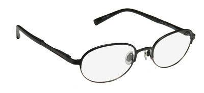 new 12730 faux leather inserts classy eyeglass