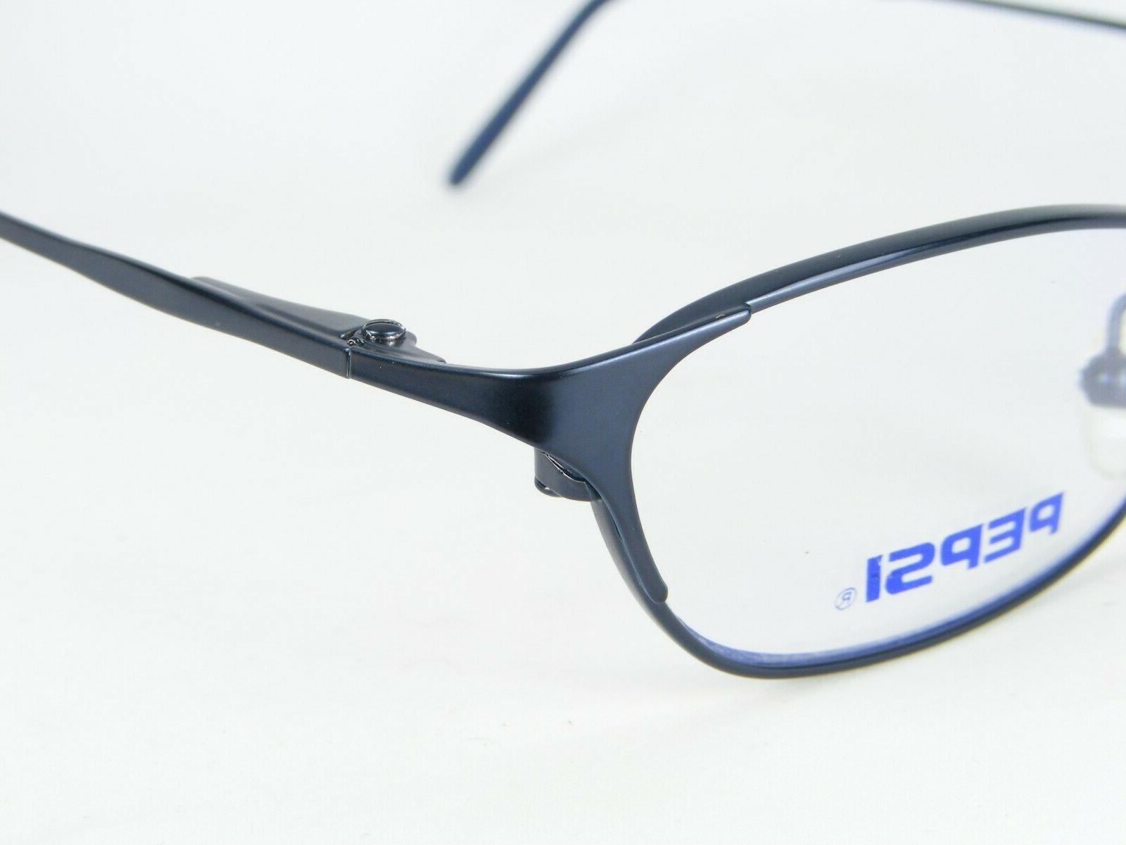 NEW 6641 BLUE EYEGLASSES FRAME