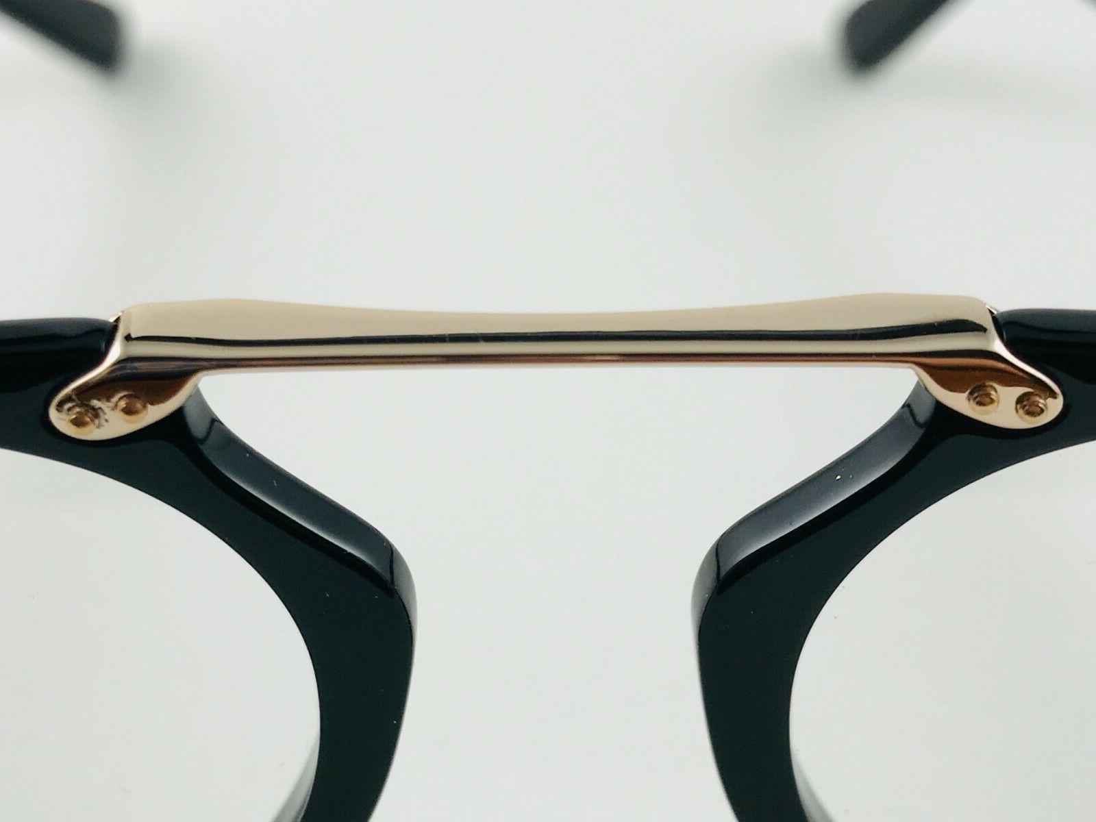 New Authentic Eyeglasses TF Black