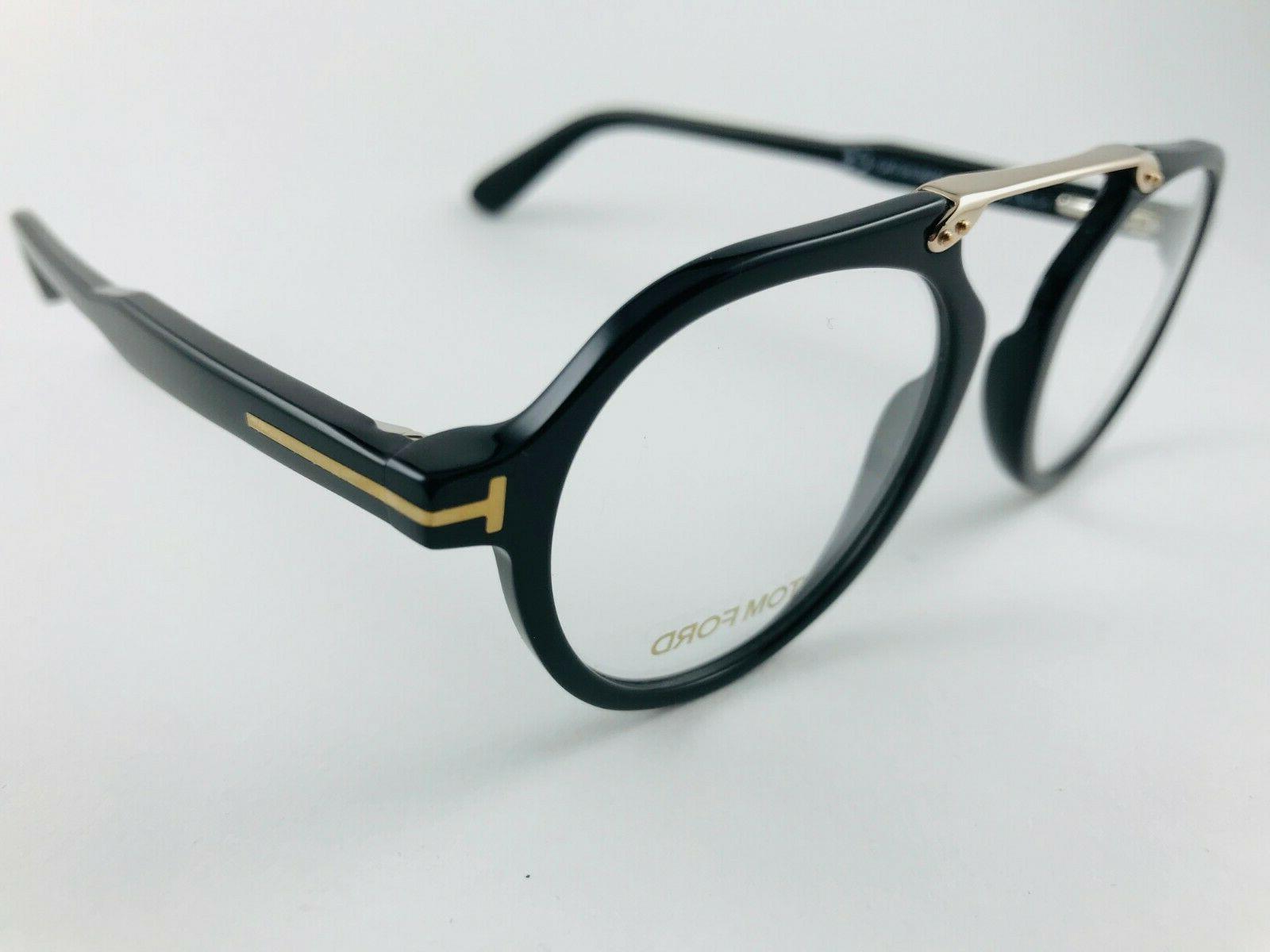 new authentic eyeglasses tf 5494 001 black
