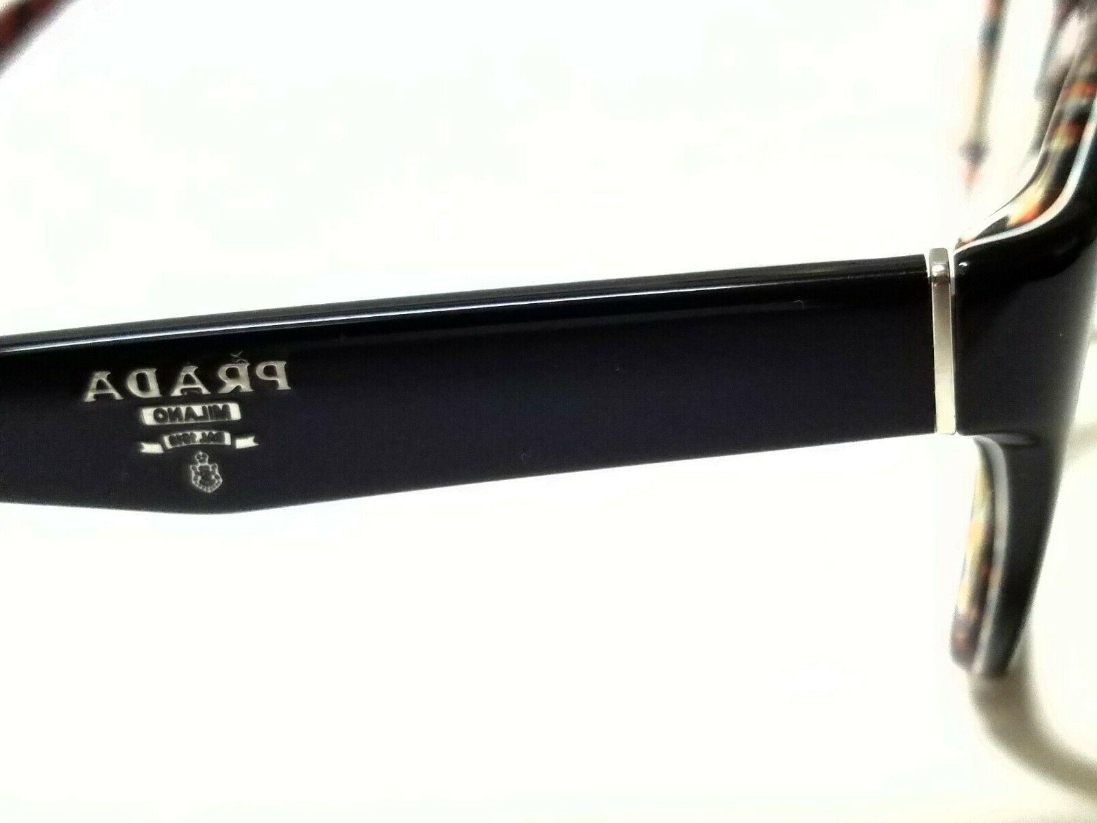New Authentic MAS-1O1 Black Eyeglasses
