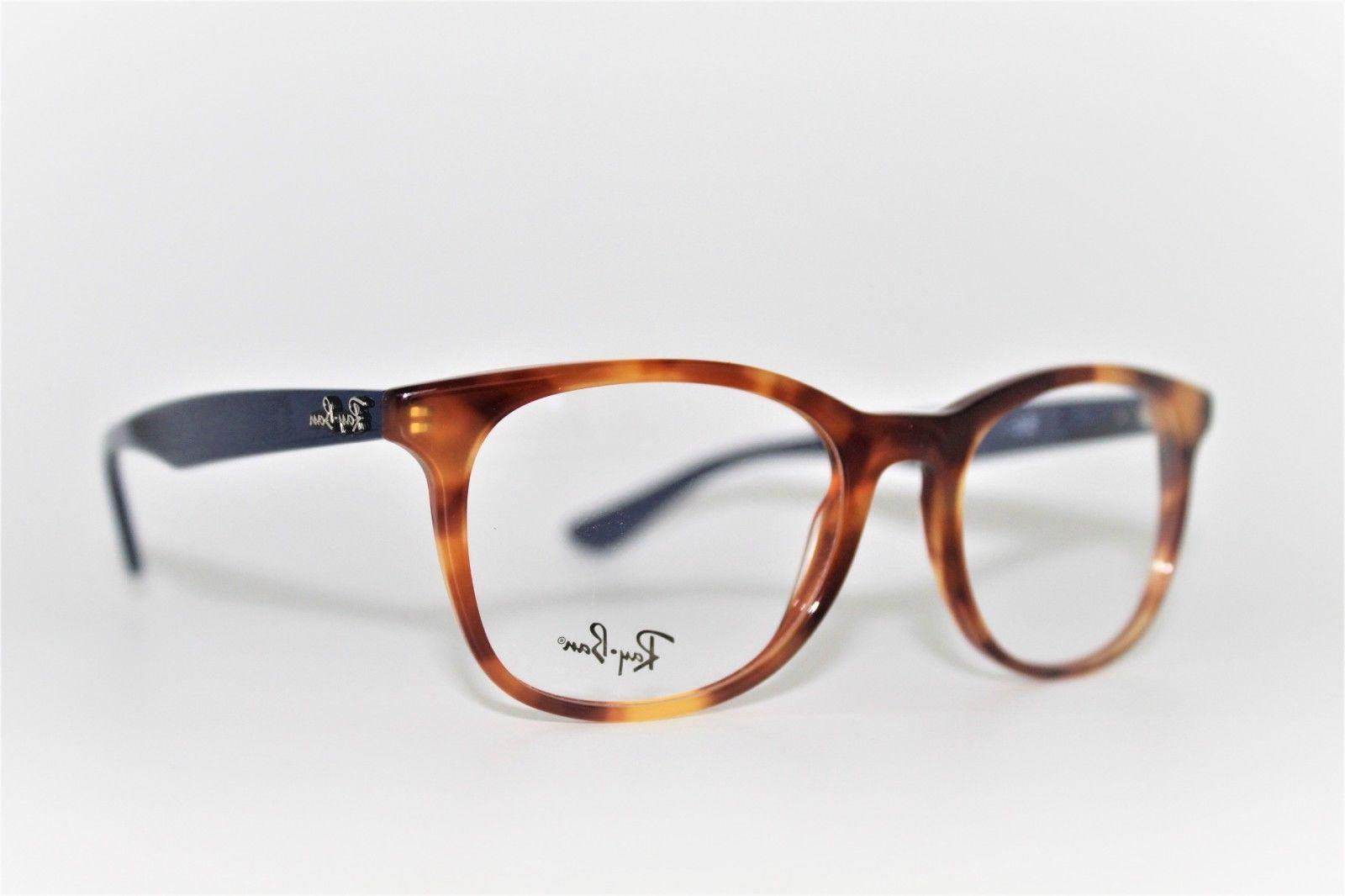 NEW AUTHENTIC RAY-BAN RB 5356 5609 HAVANA FRAMES EYEGLASSES
