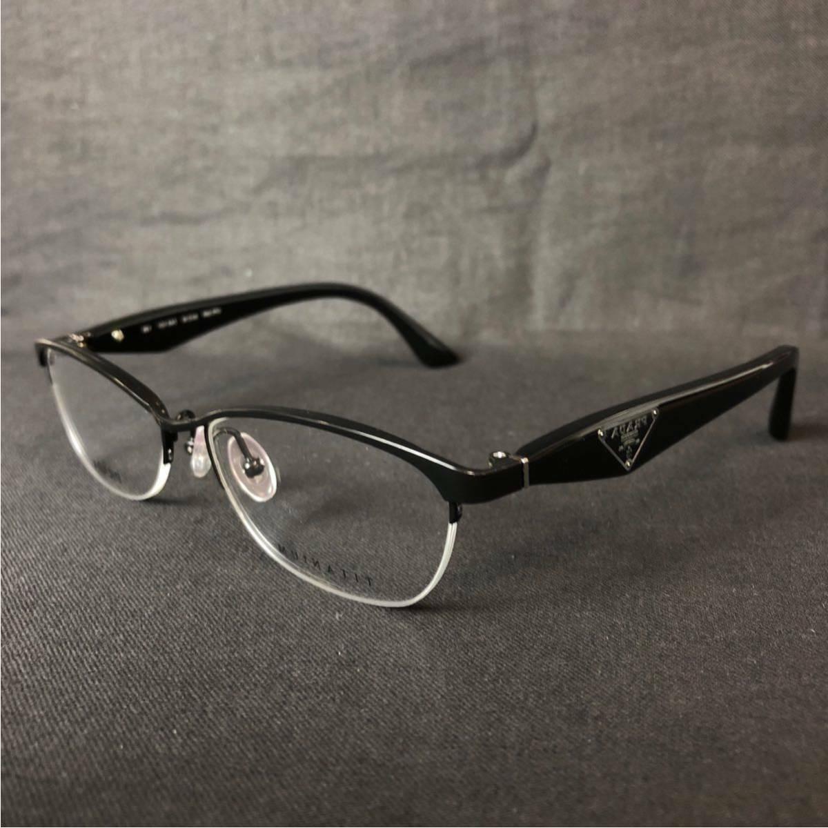 new cat eye titanium eyeglasses vpr 59r