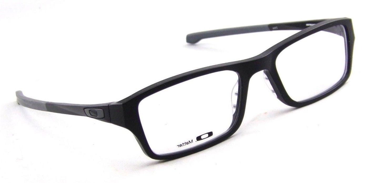 NEW Oakley Chamfer OX8039-0149 49mm RX Eye Glasses Matte Bla