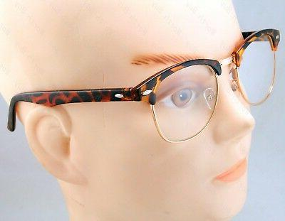 Mens Frame Fashion Eyewear Designer Retro