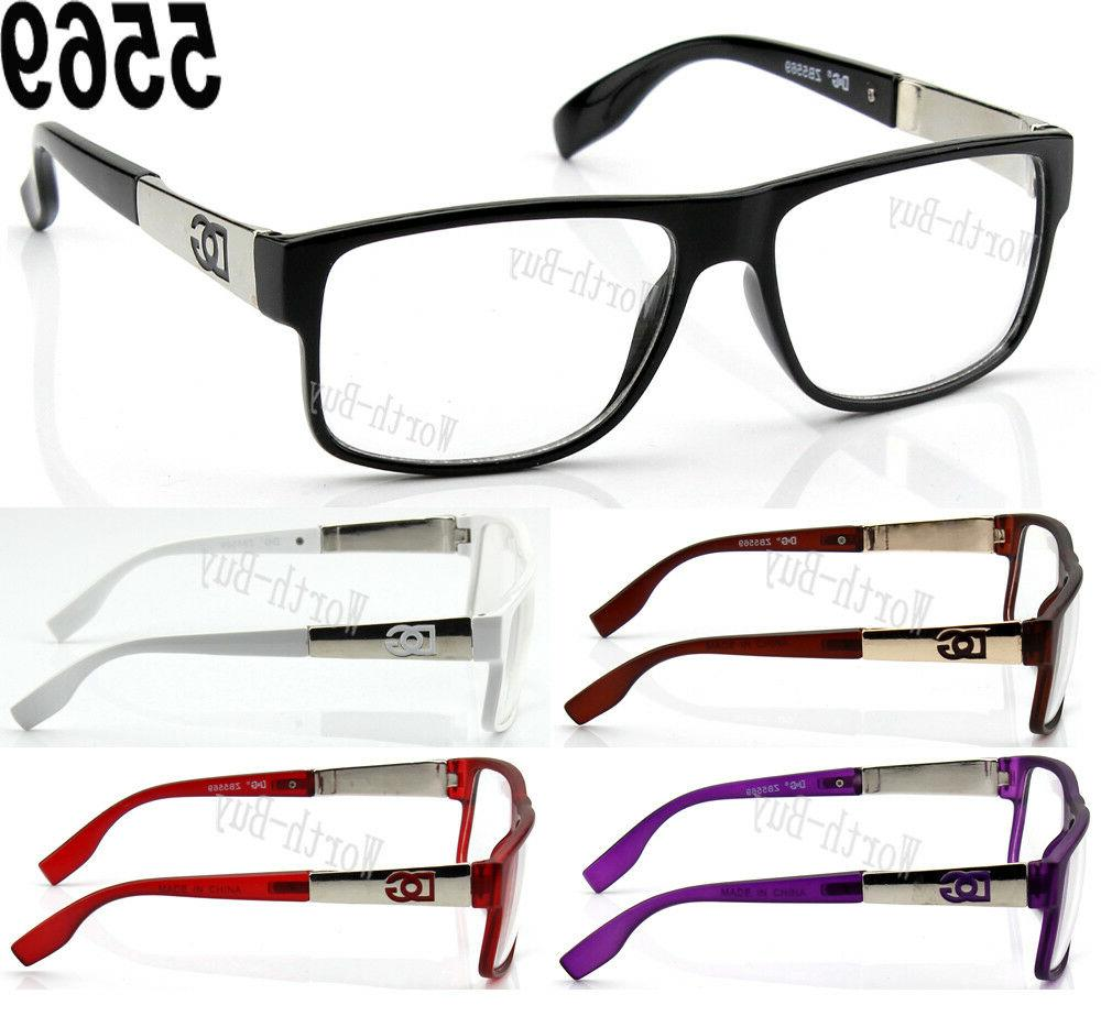 4059eda855a2 New DG Clear Lens Frame Eye Glasses Designer