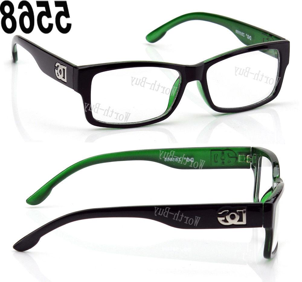 New Clear Frame Eye Glasses Womens Fashion RX