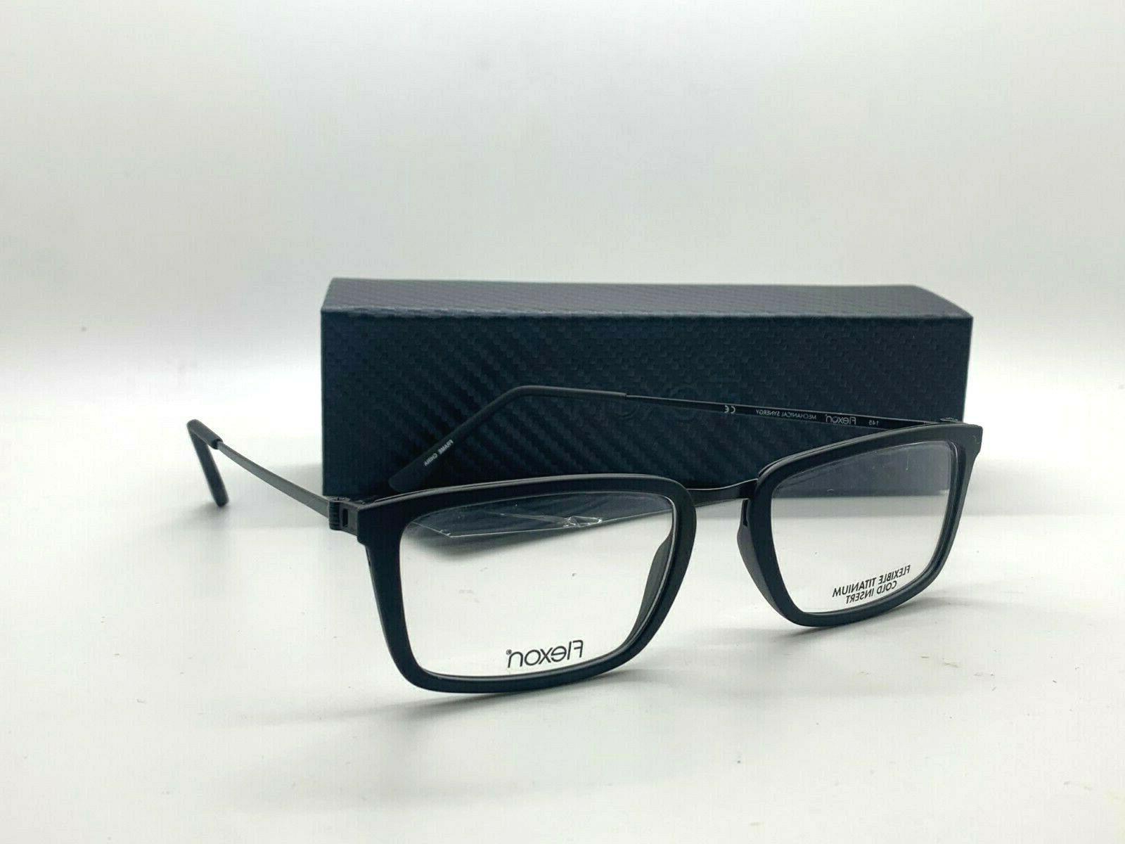 new e1083 001 black flexible titanium cold