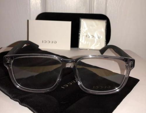 New GG0011OA & Black Eyeglasses W/ &