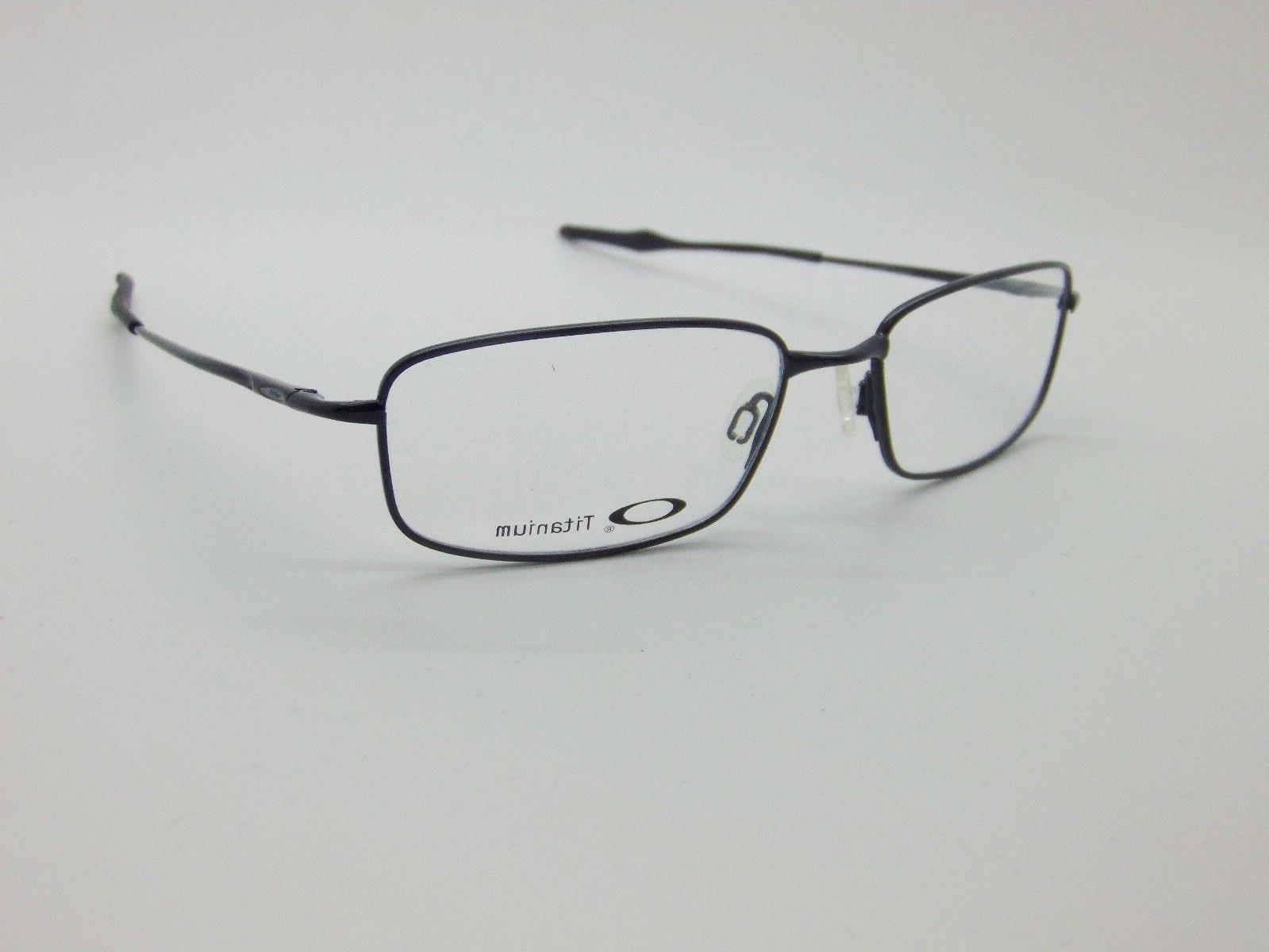 New OAKLEY OX3125-0155 Black 55mm Eyeglasses