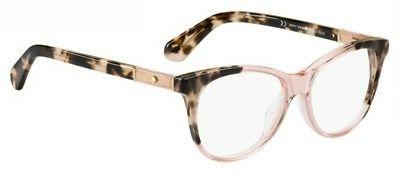NEW KS Johnna Eyeglasses Pink AUTHENTIC