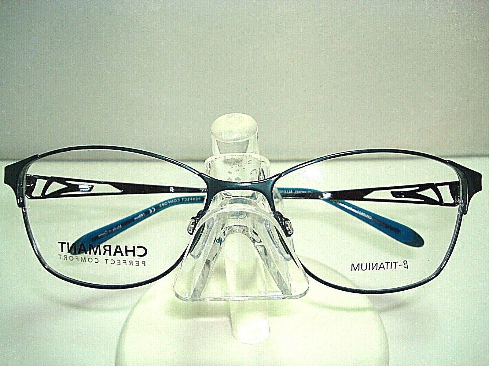 new ladies eyeglasses 10624 teal