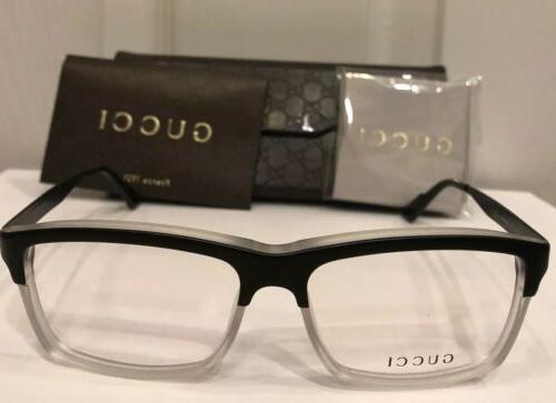 New Eyeglass Frames GG3517 W/Signature Stripes &