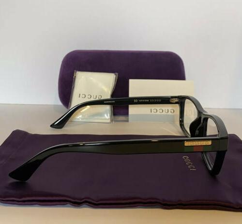 NEW GG07710A 001 Black Eyeglasses Frames W Web