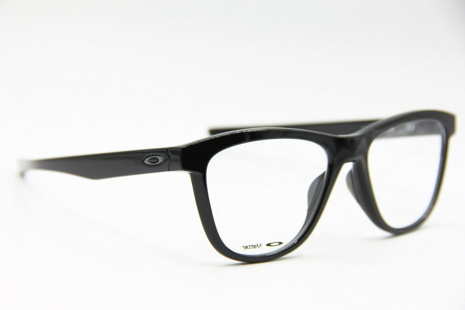 new ox8070 0153 black grounded authentic eyeglasses